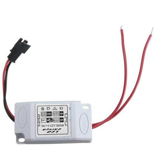 1-3W Power Supply Driver Adapter Transformer For LED Light Lamp Bulb