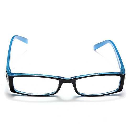 Blue Female Diamond Flower Frame Presbyopic Reading Glasses Eyeglasses 1.0 1.5 2.0 2.5 3.0 3.5 4.0