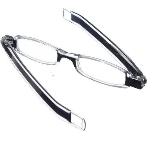 360 Degree Rotation Rotating Folding Presbyopic Reading Glasses Strength 1.0 1.5 2.0 2.5 3.0 3.5
