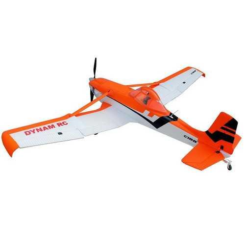 Dynam C-188 C188 Crop Duster Orange 1500mm Wingspan RC Airplane PNP