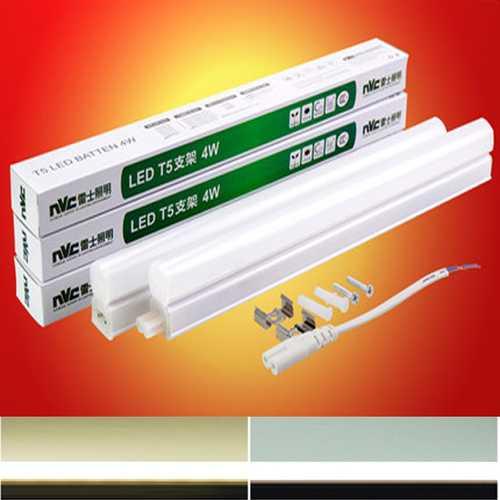 T5 LED Fluorescent Bulb 7W 600MM Pure White/Warm White Tube Light Lamp AC 220V