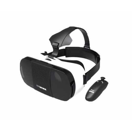 Baofeng Mojing III Plus 3D VR Glasses Virtual Reality Cardboard Head Mount with Bluetooth Control
