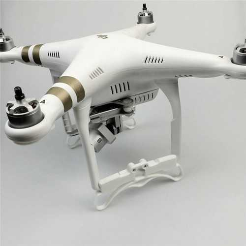 2Pcs Landing Gear Heighten Landing Gear Frame for DJI Phantom 3