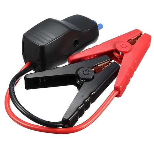 Jump Starter Emergency Start Power Battery Clip Wire for Car Connection Kit Clamps