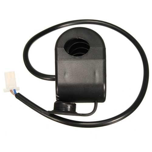 12V Motorcycle Cigarette Lighter Power Charger Supply Socket For Phone GPS