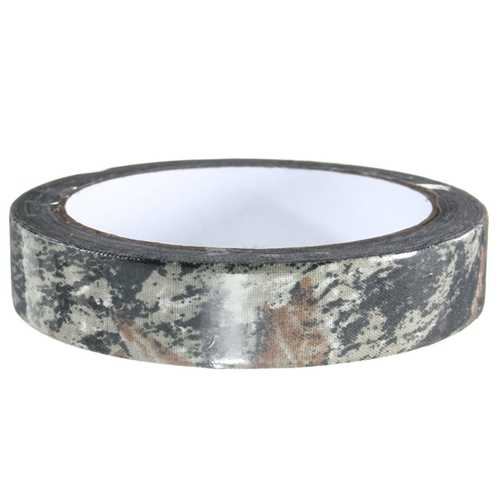 10m x 2cm Camo Hunting Camping Camouflage Stealth Tape Motor Handlebar Decal
