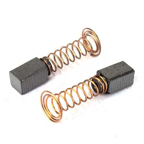 Hilda 2pcs Carbon Brushes Repairing Part Carbon Brush for Rotary Tool For Dremel 3000/200