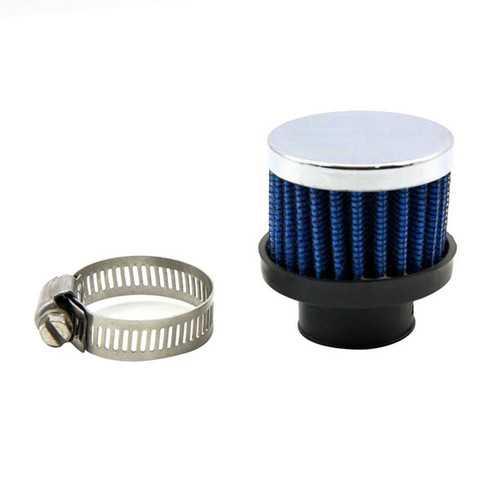 TIROL T11601 Car Modificate Air Filter Exhaust Pipe Mini Size Mushroom Shape Strainer Percolator