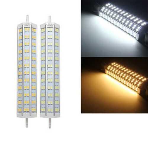 R7S 25W Non-Dimmable 189mm 72 SMD 5050 LED Corn Bulb Flood Light Halogen Lamp AC 85-265V