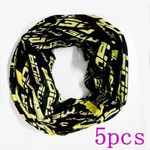 5pcs Seamless Multifunction Scarf Windproof Masks Motorcycle Headscarf NO.8