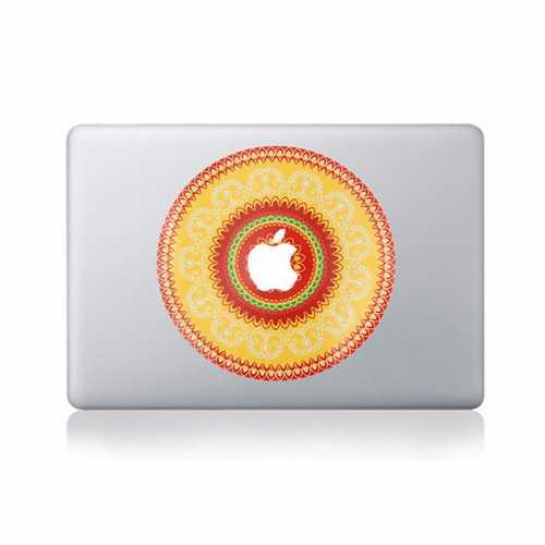 Lovely Flower Decal Vinyl Sticker Skin Laptop Sticker Decal For Apple MacBook 11'' 12'' 13'' 15'' 17