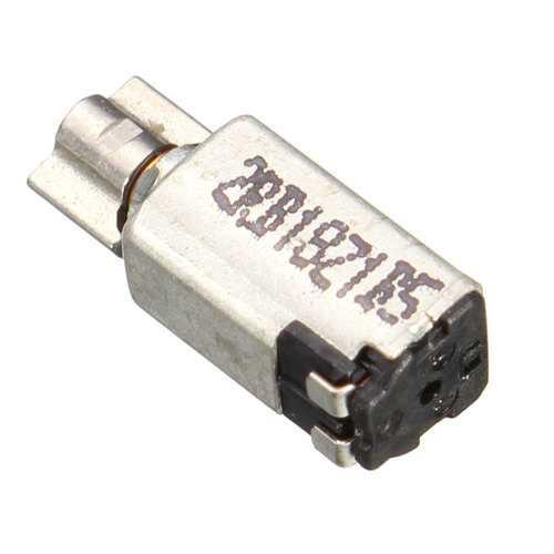 1 PC SMD Micro DC Vibration Motor 1500PRM 4.8MM x 4.5MM