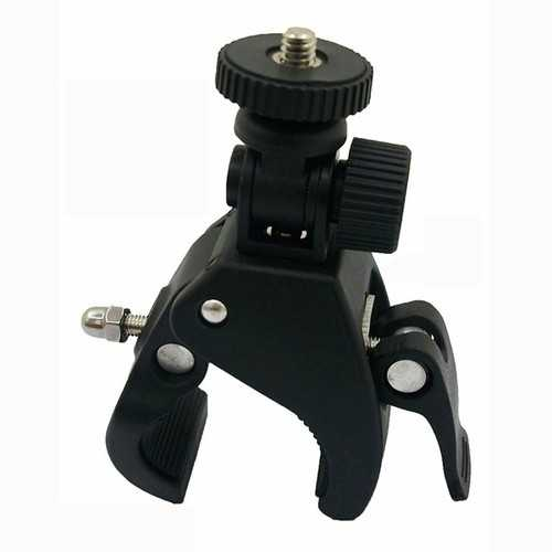 1.5-3.5cm Quick Release Motorcycle Car DVR Bracket Camera DV Tachograph Bracket