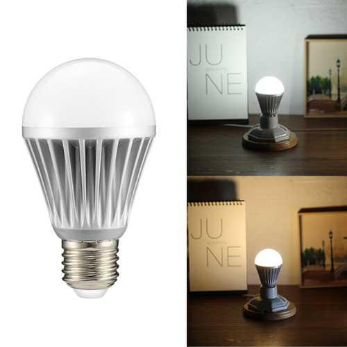 ARILUX® HL-LS03 E27 9W Warm White/Pure White Non-dimmable LED Globe Light Bulb AC100-240V