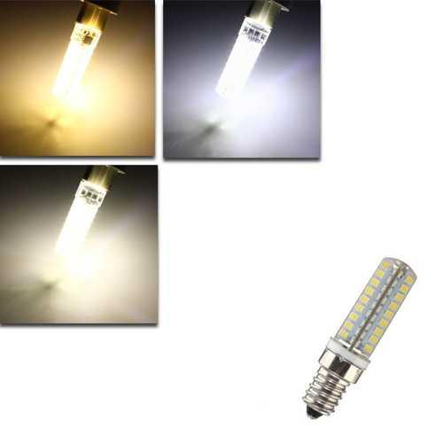 Dimmable G9 E12 E14 B15 4.5W 72 SMD 2835 LED Corn Bulb Household Light lamp AC110V