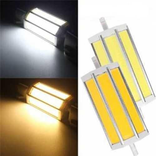 Dimmable R7S LED COB SMD Flood Light Spot Lightt Bulb Lamp 135MM AC85-265V