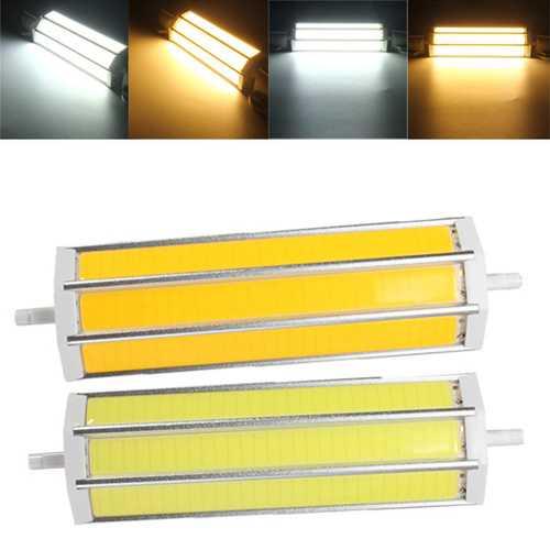 Dimmable R7S 25W LED COB SMD Flood Light Spot Lightt Bulb Lamp 189MM AC85-265V