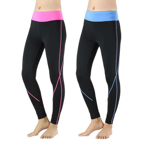 ARSUXEO Women Running Pants Sports Fitness Gym Tights Trousers Exercise Yoga Leggings
