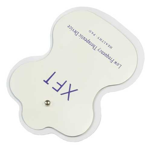 4 Pair Replacement Acupuncture Adhesive Massager Squishies Squishy Electrode Pad