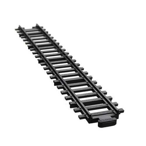 Medium Electric Train Track Rail Railroad Track Radius 23mm Electric Railway Model