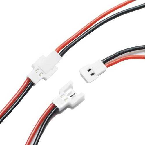 10 Pairs 1S Battery Charging Cable Male & Female