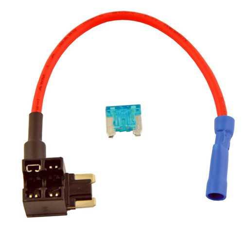 Auto Car Circuit Fuse TAP Adapter Mini ATM APM Blade Fuse Holder