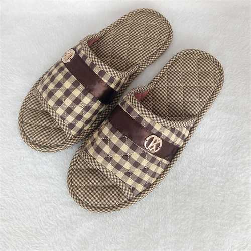 Large Size Unisex Indoor Shoes Home Slippers