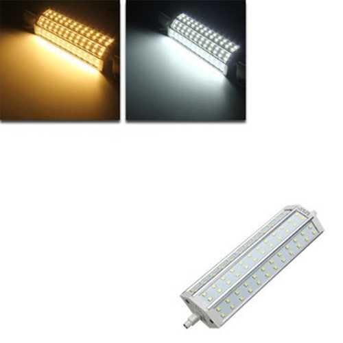 Dimmable R7S 14W 72 SMD 2835 1300Lm LED Flood Light  Lighting Bulb AC 85-265V