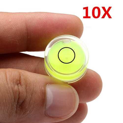 10XPrecision Universal Level Bubble 15x8mm