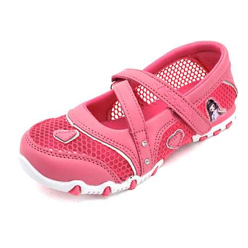 2016 New Girl Sandals Children Summer Shoes Kids Breathable Mesh Beach Footwear