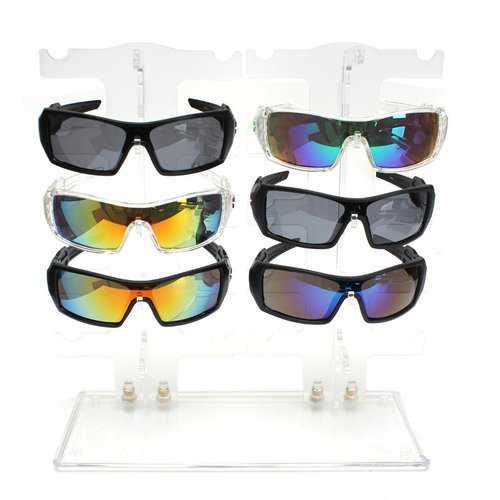 10 Eyeglasses Reading Glasses Eyewear Display Stand Storage Box Case Retail Shop