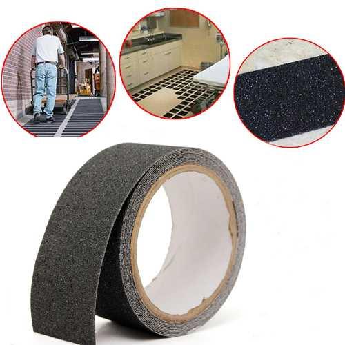 300cm×5cm PVC Anti Slip Tape Non Slip Stickers Adhesive Backed