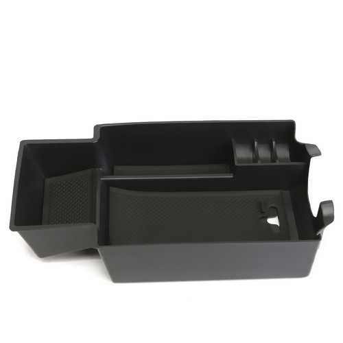 24CM Car Central Storage Box Holder w/Anti-skid Pads For Benz A B CLA GLA Series