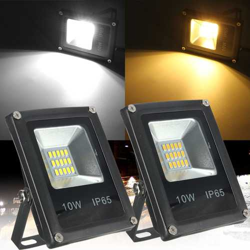 10W 5730 SMD Outdooors Waterproof LED Landscape Flood Light Garden Lamp