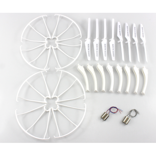 2 Sets Motor Landing Gear Propeller Protector For Syma X5SC X5SW RC Quadcopter