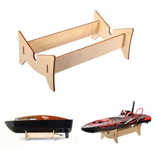 ELE Wooden Frame Boat Body Support Parts For RC Boats