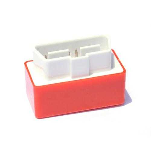 2 IN 1 Super OBD2 Chip Tuning Box With Reset Button for Diesel Car