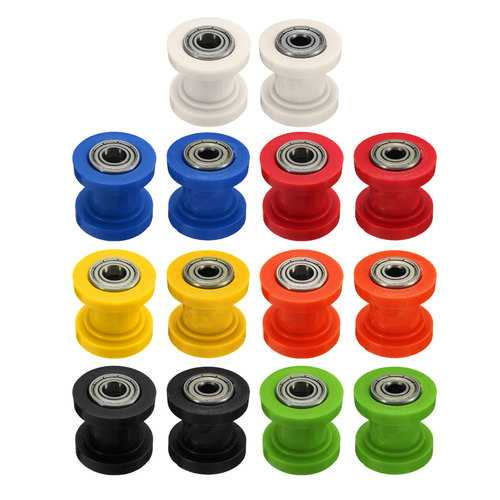 8mm/10mm Pulley Tensioner Chain Roller For Chinese Pit Trail Dirt Bike XR CRF 50 70