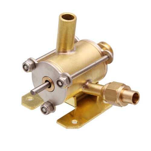Microcosm Mini Engine High Speed Turbine Model DIY Project Part