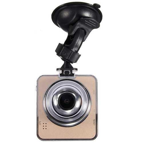 1080P HD 2.4inch Car Camera DVR Recorder G-sensor Motion Detection Record Loop
