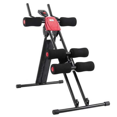 Fitness Abdomen Waist Beauty Machine AB Muscle Power Training Exercise Equipment