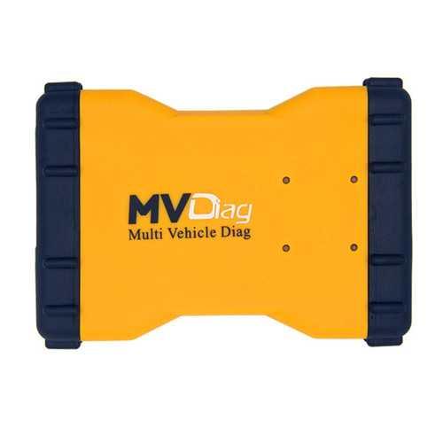 2014. R2 New VCI MVD Universal Cars Trucks Diagnostic Tool Multi Vehicle Diag