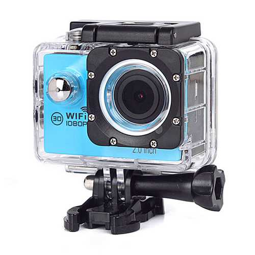 A5 1080P HD Action Car Camera 2.0 inch LCD WIFI Sport DV HD Output