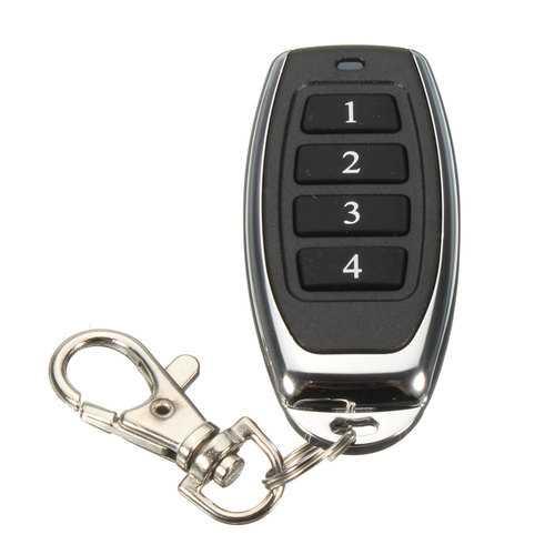 4 Button 433MHz Garage Gate Key Remote Control For 62730 62733 70241 BD2 BD4 B&D
