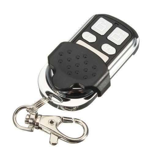 4 Button 310MHz Garage Gate Key Remote Control For Steel Line BHT1/2 Boss BHT1/2