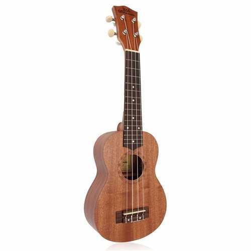 21 inch Soprano Ukulele Uke Sapele 12 Frets Musical Instrument