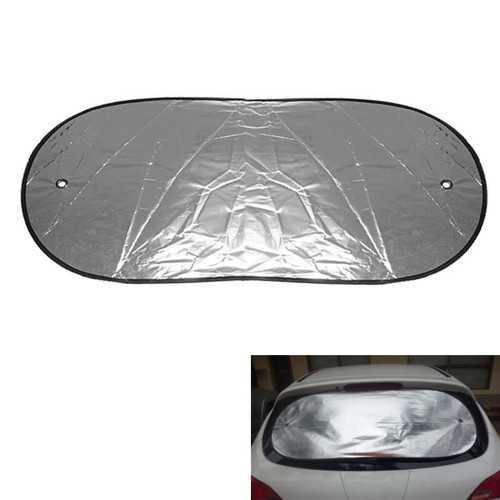 100x50cm Reflective Aluminum Film Heat Insulation Car Rear Window Shade Sun Block