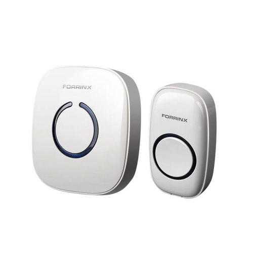 Smart Forrinx Digital UK AU AC 220-240V Wireless Remote Control Home Office Doorbell