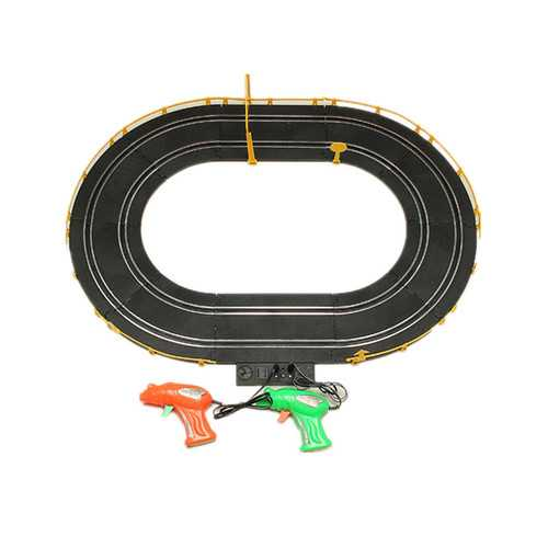 HZ Wire Control Electric Magnetic Motor Track Toy Double Competitive Toys