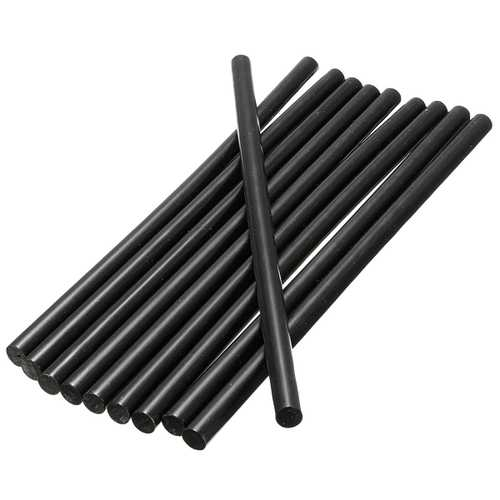 27cm PDR Tools Black Glue Sticks Paintless Dent Repair For Hail Puller